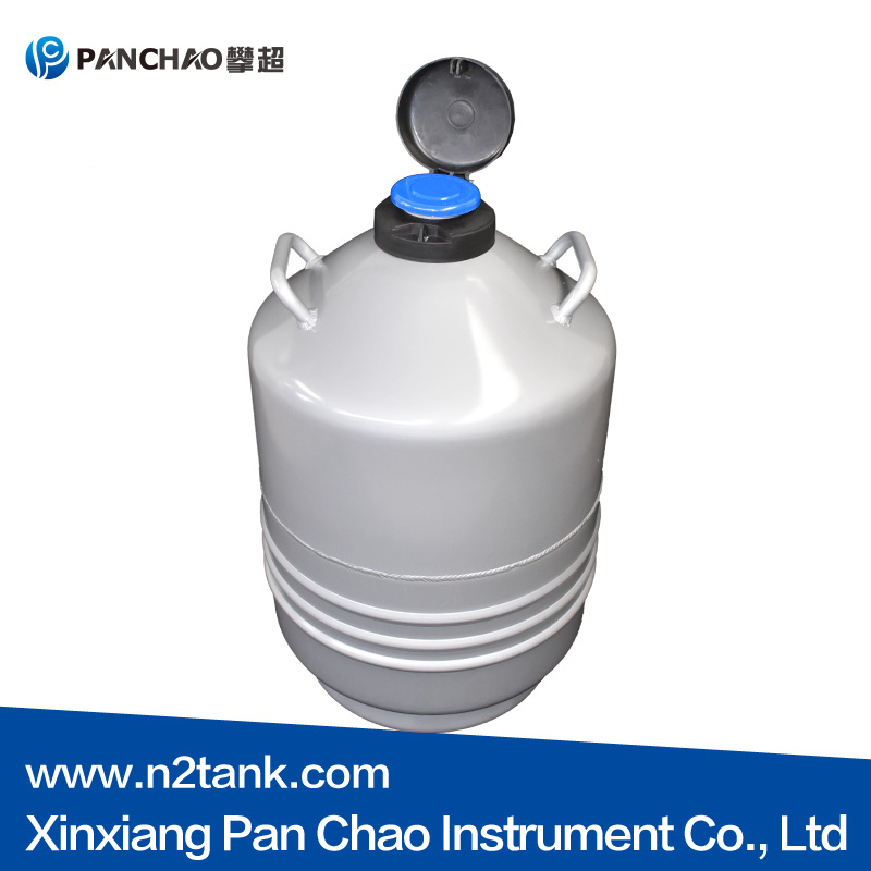 Liquid Nitrogen container Dry Shipper For