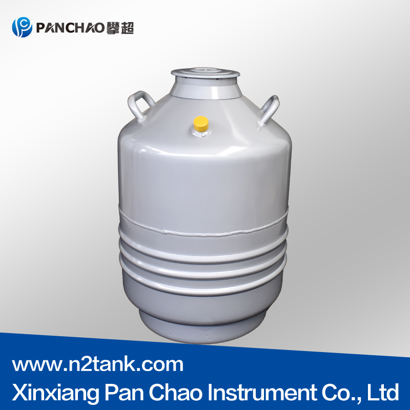 ln2 dewar with canister 20L aluminium cry