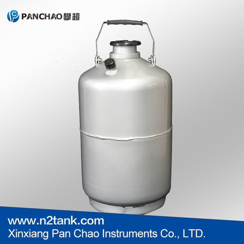 6 L Liquid Nitrogen Container Cryogenic L