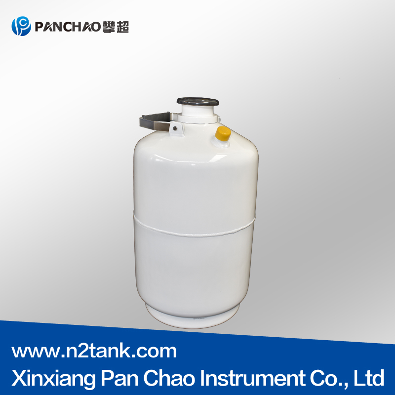 small capacity liquid nitrogen tank cryog