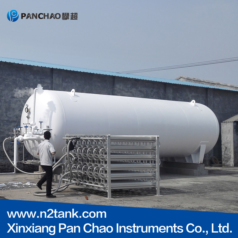 vertical stainless steel pressure vessels