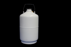Specialized customized liquid nitrogen tank (l