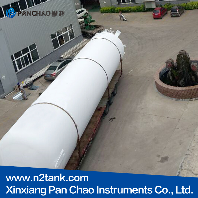 cryogenic pressure vessel